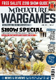 Miniature Wargames: Issue # 420